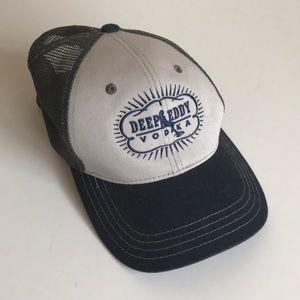 Deep Eddy Vodka Navy / Light Gray Trucker Hat